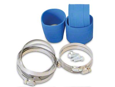 BBK Cold Air Intake Replacement Hardware & Hose Kit (86-93 5.0L)