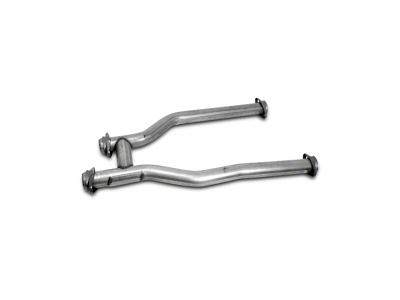 BBK Off-Road H-Pipe (94-95 5.0L w/ Long Tube Headers)