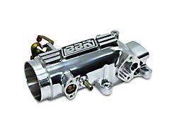 BBK 78mm Throttle Intake; Polished (96-04 GT)