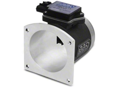 BBK 76mm Mass Air Meter for Cold Air Intake and 19 lb. Injectors (94-95 GT)