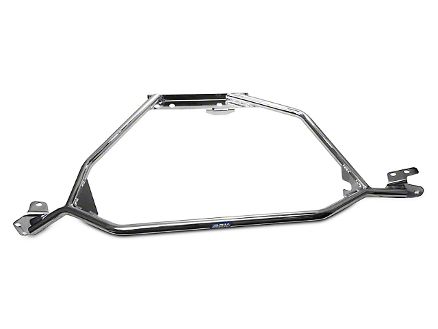 BBK Strut Tower Brace - Chrome (94-95 GT, Cobra)