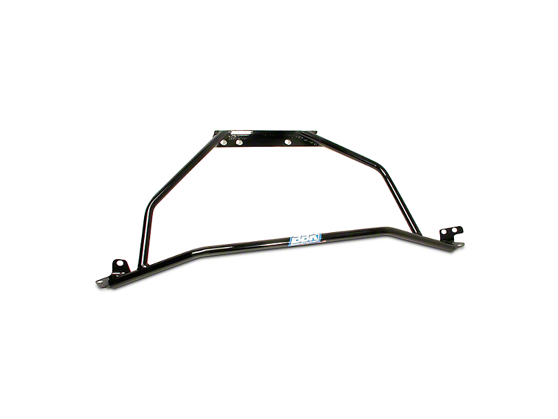 BBK Strut Tower Brace - Black (94-04 GT, V6)