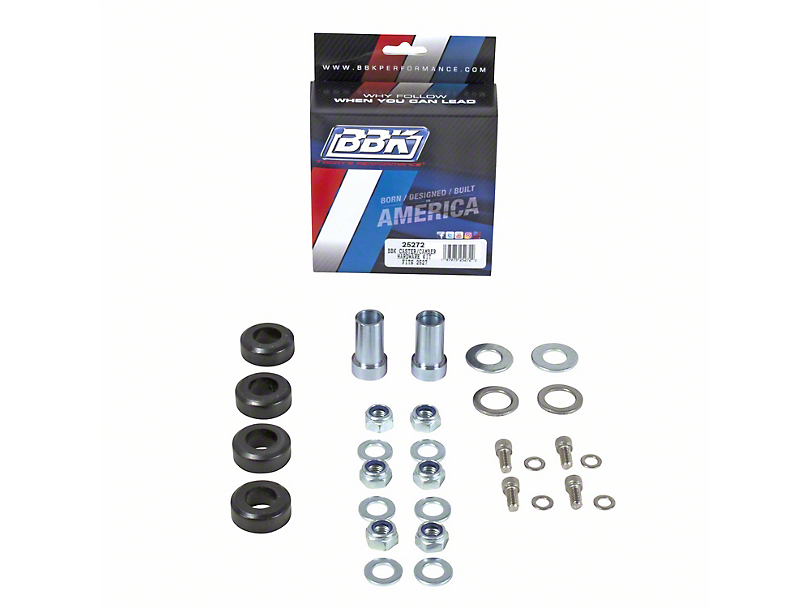 BBK Caster Camber Plate Hardware Kit (94-04 All)