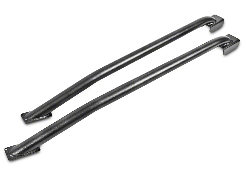 BMR Tubular Subframe Connectors - Hammertone (79-04 Coupe)