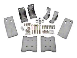 BMR Upper and Lower Torque Box Reinforcement Braces (79-04 All)