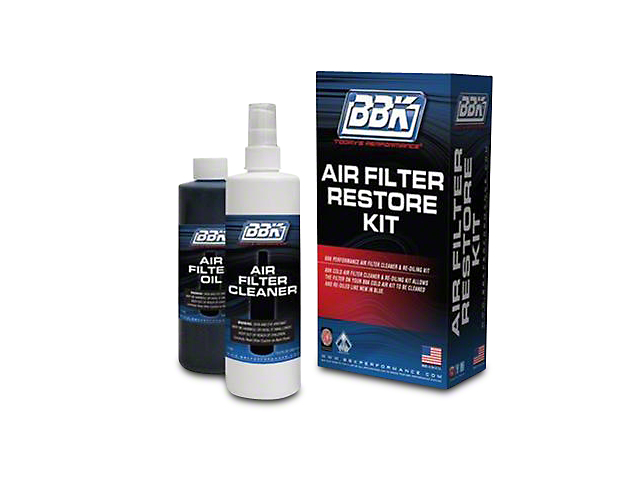 BBK Air Filter Cleaner & Re-Oil Kit (79-18 All)