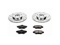 Power Stop Z23 Evolution Sport Brake Rotor & Pad Kit - Front (94-98 GT, V6)
