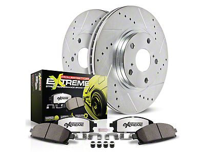 2003 Ford Mustang Mach I//SVT Cobra OE Replacement Rotors M1 Ceramic Pads R