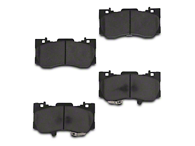 Power Stop Track Day Carbon-Fiber Metallic Brake Pads - Front Pair (15-17 Standard GT, EcoBoost w/ Performance Pack)