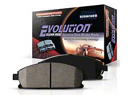 Power Stop Z16 Evolution Clean Ride Ceramic Brake Pads - Front Pair (3/21/10-14 GT, V6)