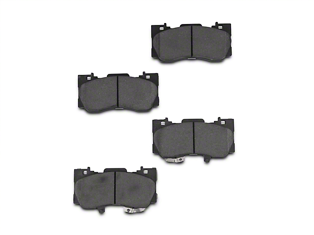 Power Stop Z16 Evolution Clean Ride Ceramic Brake Pads - Front Pair (15-18 Standard GT, EcoBoost w/ Performance Pack)