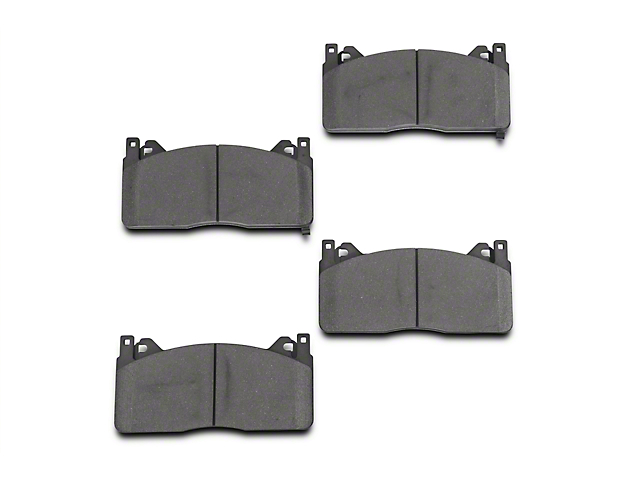 Power Stop Z16 Evolution Clean Ride Ceramic Brake Pads - Front Pair (15-18 GT350)