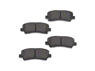Power Stop Z16 Evolution Clean Ride Ceramic Brake Pads - Rear Pair (15-17 GT, EcoBoost, V6)
