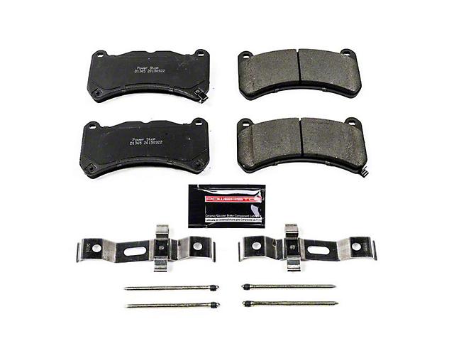 Power Stop Z23 Evolution Sport Ceramic Brake Pads - Front Pair (13-14 GT500)