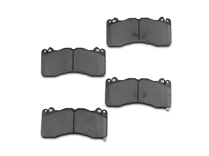 Power Stop Z23 Evolution Sport Ceramic Brake Pads - Front Pair (15-18 GT w/ Performance Pack)