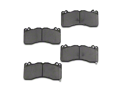 Power Stop Z23 Evolution Sport Ceramic Brake Pads - Front Pair (15-17 GT w/ Performance Pack)