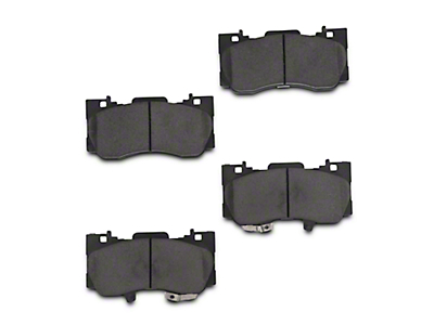 Power Stop Z23 Evolution Sport Ceramic Brake Pads - Front Pair (15-18 Standard GT, EcoBoost w/ Performance Pack)