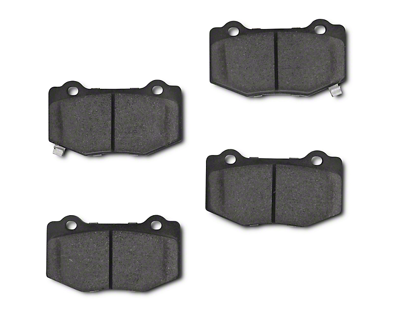 Power Stop Z23 Evolution Sport Ceramic Brake Pads - Rear Pair (15-19 GT350)