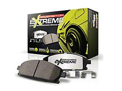 Power Stop Z26 Extreme Street Carbon-Ceramic Brake Pads - Front Pair (15-20 Standard GT, EcoBoost w/ Performance Pack)