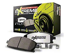 Power Stop Z26 Extreme Street Carbon-Ceramic Brake Pads - Front Pair (15-20 Standard EcoBoost, V6)