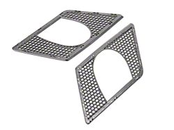 MP Concepts Single Exhaust Outlet Insert for MP Concepts Rear Diffuser (15-17 All)