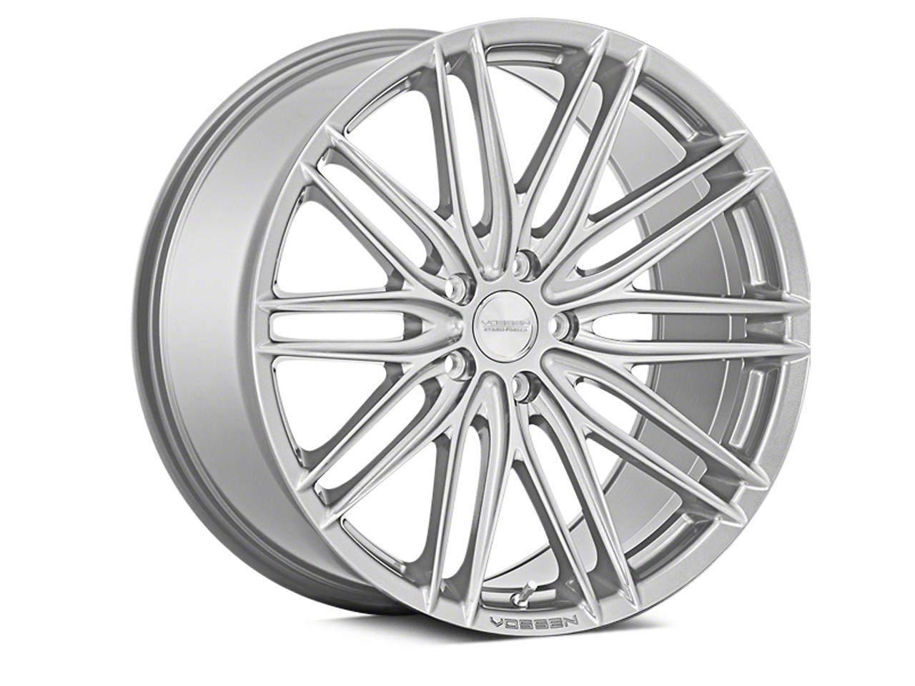 Vossen VFS-4 Silver Metallic Wheel - 20x9 (05-14 All)