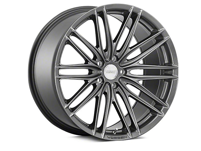 Vossen VFS-4 Gloss Graphite Wheel; 20x9 (10-14 All)