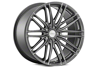 Vossen VFS-4 Gloss Graphite Wheel - 20x10.5 (15-18 All)