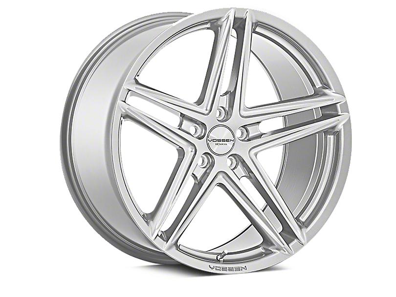 Vossen VFS-5 Silver Metallic Wheel; 20x9 (05-09 All)