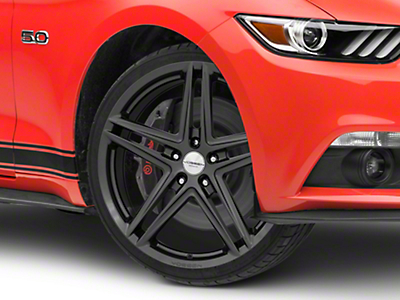 Vossen VFS-5 Gloss Graphite Wheel - 20x9 (15-19 All)