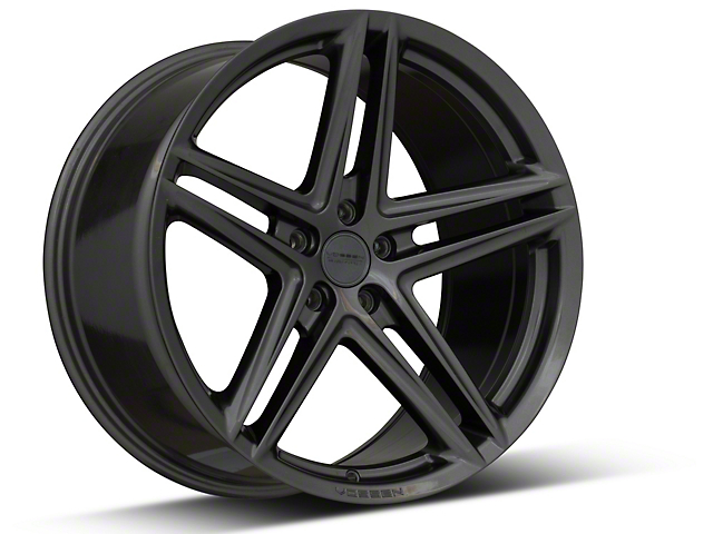 Vossen VFS-5 Gloss Graphite Wheel; Rear Only; 20x10.5 (05-09 All)
