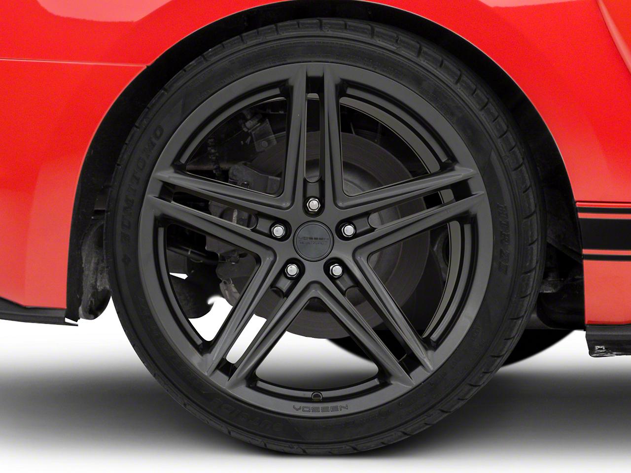 Vossen VFS-5 Gloss Graphite Wheel - 20x10.5 (15-19 All)