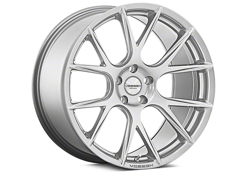 Vossen VFS-6 Silver Metallic Wheel - 20x10.5 - Rear Only (05-09 All)