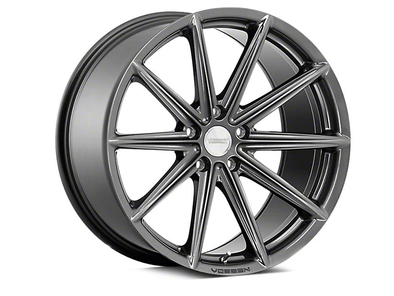 Vossen VFS-10 Gloss Graphite Wheel - 20x9 (15-19 All)