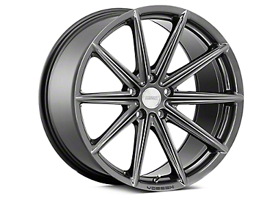 Vossen VFS-10 Gloss Graphite Wheel - 20x10.5 (15-18 All)
