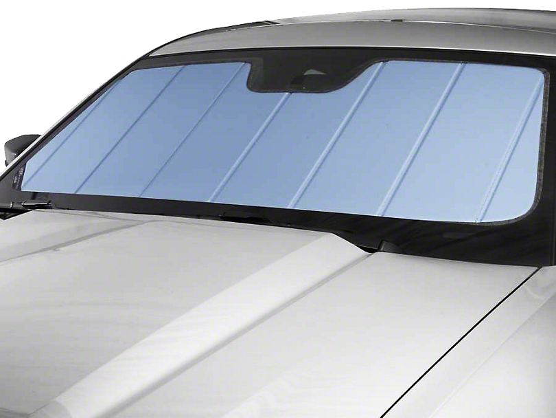 Covercraft UVS100 Custom Sunscreen - Blue (05-09 Coupe)
