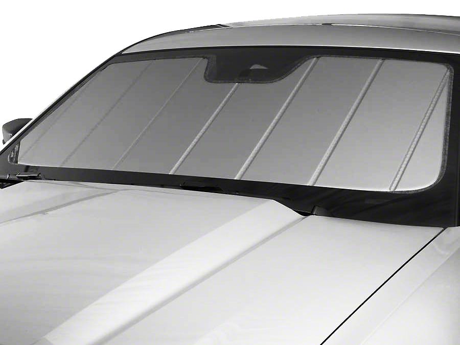 Covercraft UVS100 Custom Sunscreen - Silver (05-09 Coupe)