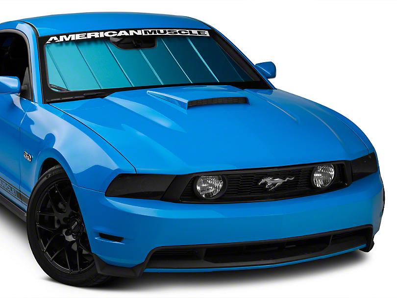 Covercraft UVS100 Custom Sunscreen - Blue (10-12 All)