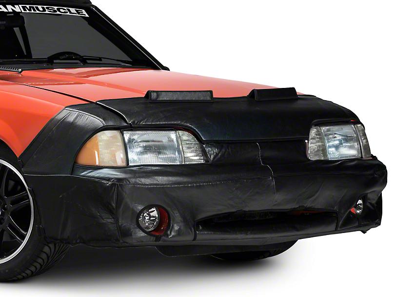 Covercraft Colgan Original Car Bra - Black Vinyl (87-93 GT)