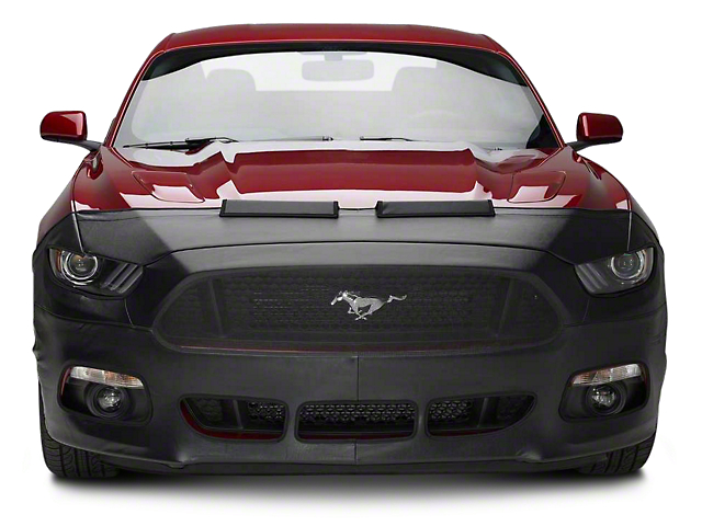 Covercraft Colgan Original Car Bra - Black Vinyl (2013 BOSS 302)