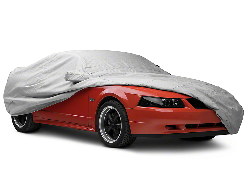 Covercraft Premium Noah Custom-Fit Car Cover - Gray (99-04 All)