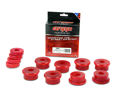 BBK Replacement Lower Control Arm Bushing Kit (79-04 All)