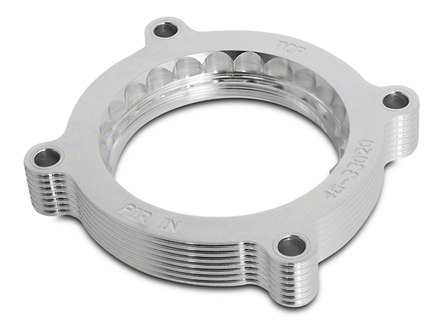 AFE Silver Bullet Throttle Body Spacer (15-18 GT)