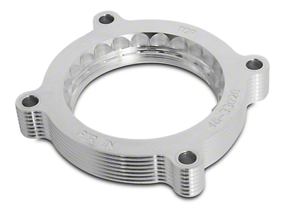 AFE Silver Bullet Throttle Body Spacer (15-17 GT)