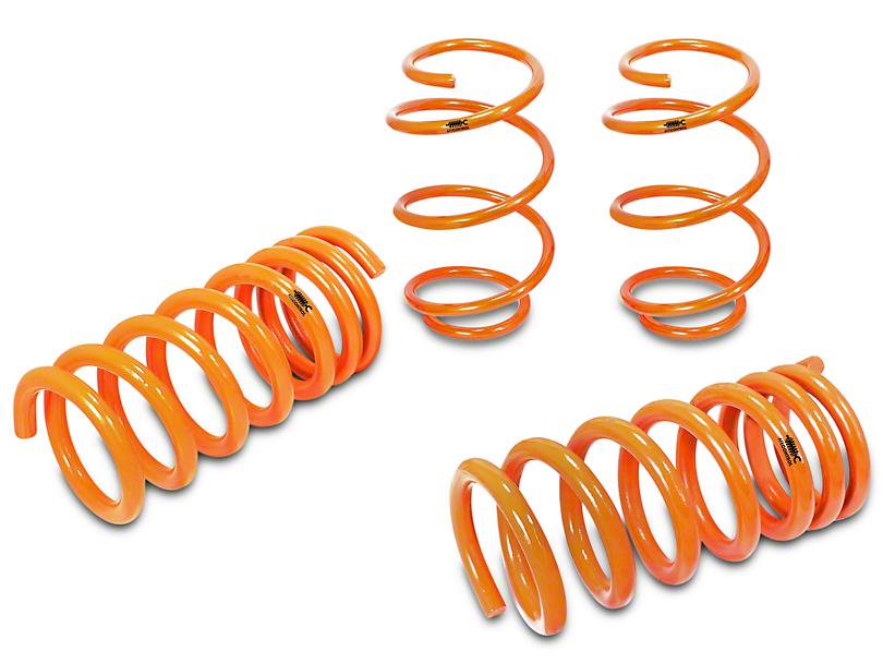 AFE Control Series Lowering Springs (15-18 EcoBoost, V6 w/o MagneRide)
