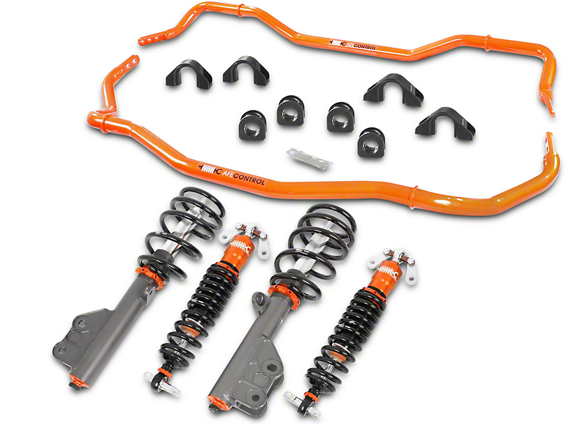 AFE Control Series Stage 2 Suspension Package (15-18 w/o MagneRide)