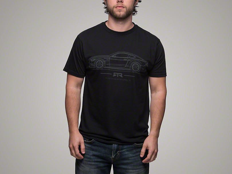 RTR Black Spec 5 T-Shirt