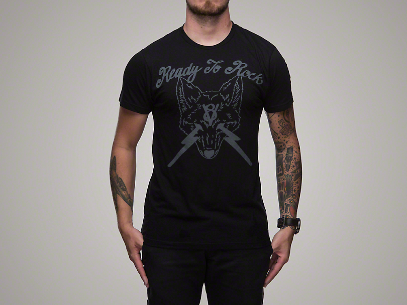 RTR Black Coyote T-Shirt