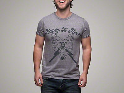 RTR Gray Coyote T-Shirt
