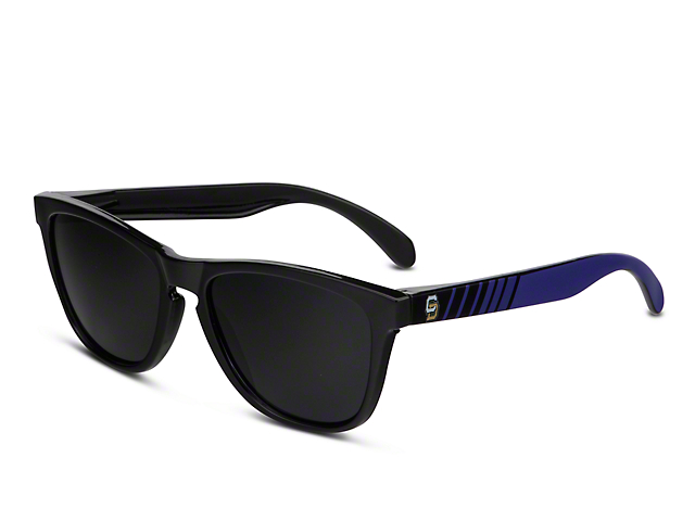 RTR CD Signature Status Sunglasses - Purple/Black